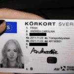 hur mycket kostar ett körkort
